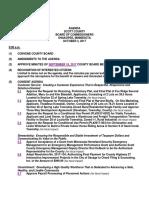 10/3/17 Scott County Board Agenda