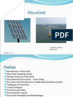 basics of Micro Grid