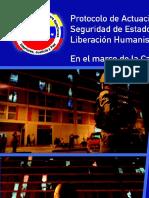 Protocolo de Actuación de Los Cuerpos de Seguridad de Estado en La OLHP
