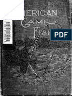 American Game Fishes-1892