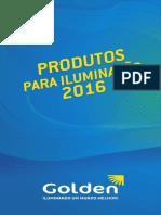 Catalogo Golden 2016
