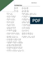 Guia de Multiplicacion de Expresiones Fraccionarias