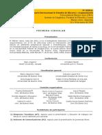 IV SEDiAR - Primera Circular - español.pdf