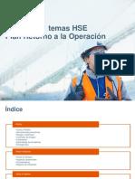 Refresh HSE Reinicio de Operaciones Marzo2017 Final