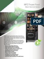 frozen food vending machines genffvm