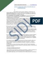 Tema 5 Finalidad y Grado de Implantacion de Las Competencias