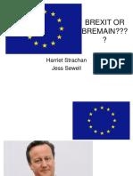 EU Presentation Brexit