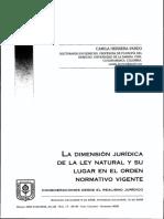 LA DIMENSION JURÍDICA DE LA LEY NATURAL.pdf