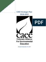 strategic plan 2018