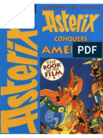 Asterix Movie Book 04 Asterix Conquers America