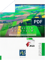 Productia Vegetala La Principalele Culturi Anul 2015 1