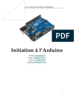 Initiation Arduino