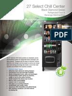 combo pop snack vending machines gencps27vm