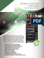 combo pop snack vending machines gencps28vm