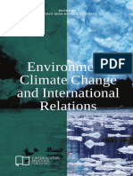 Environment Climate Change and IR E IR