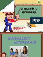Motivacion y Aprendizaje