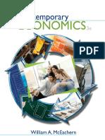 Contemporary Economics (3rd Edition)