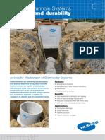 5400 Manhole Brochure