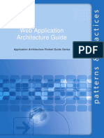 Web Architecture Pocket Guide