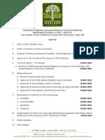 DOA Board October 4, 2017 Agenda Packet