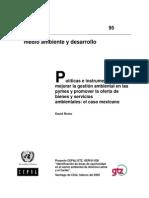 Instrumentos de La Gestion Ambiental _ CEPAL