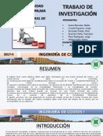 Diapositivas de Resistencia de Materiales , Trabajo Final