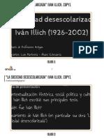 La Sociedad Desescolarizada Ivan Illich. Copy1
