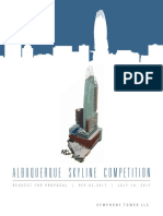 Symphony Tower_CABQ Skyline Competition_RFP 02-2017