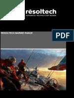 MARINE BROCHURE Resoltech Resinas