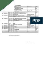 Produktionsplan b.29 D
