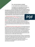 2do. Examen Parcial de Derecho Romano II
