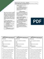 Cambios Físicos y Químicos de La Materia Pfq