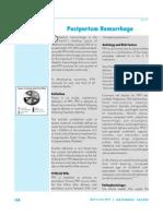 IR-021 Postpartum Hemorrhage