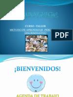 Presentacion Metodo Perceptivo-discriminativo