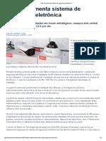 Ufac Implementa Sistema de Segurança Eletrônica