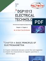 Dgp1013 Electrical Tech Ch 4- Ch5