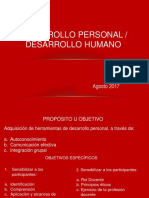 Desarrollo Personal
