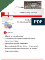 MT221 Unidad 1a Modelación de Sistems Físicos