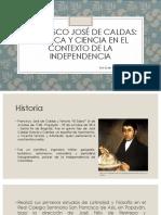 Unidad 3 Francisco José de Caldas - Rut Carmona