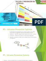 Sistema de Prevencion de Intrusos Ips