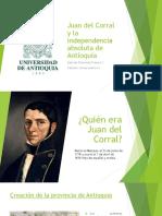 Unidad 4 Juan Del Corral - Gabriel Fernando Franco