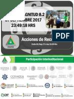 Acciones de Recuperación - 24 Sep 2017