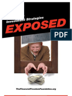 Traditional Investment Strategies- Exposed