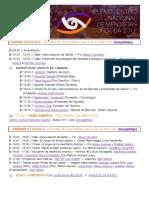Programa - 5to Encuentro Nacional de Vientistas Córdoba 2017