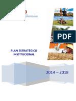 PlanEstrategico2014-2018