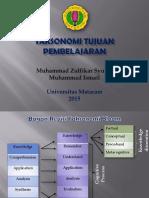 2- Zulfikar_taksonomi Bloom-revisi 2015