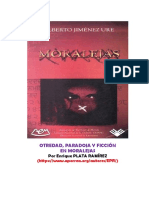 Otredad, Paradoja y Ficción en Moralejas (Por e. Plata r.)