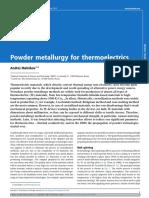 Powder Metallurgy for Thermoelectrics-6