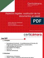 Certicamara EQUIVALENTE Funcional Presentacion