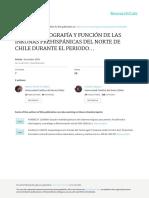 Estilo Iconografia y Funcion de Las Inkunas Prehis